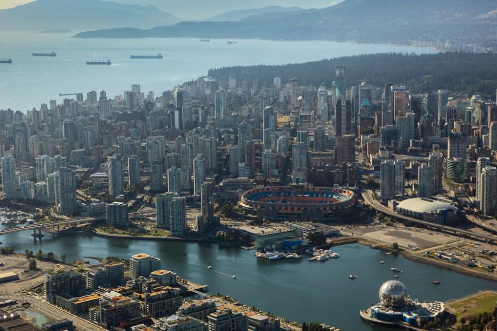 Vancouver, Canadá. © cliff.hellis, vía Flickr.