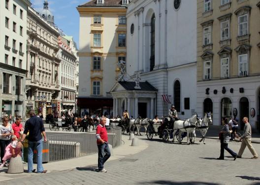 Viena, Austria. © Debarshi Ray, vía Flickr.