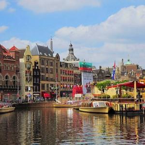 Ámsterdam, Países Bajos. © faungg's photos, vía Flickr.