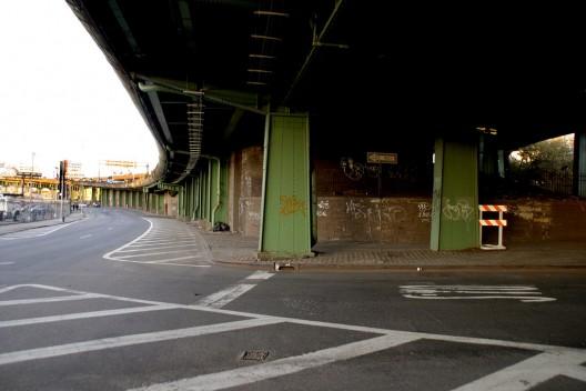 Brooklyn Queens Expressway. © Zach K, vía Flickr.