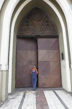 Templo de la Gratitud Nacional Santiago