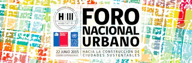 Foro Nacional Urbano
