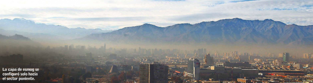 preemergencia ambiental santiago junio
