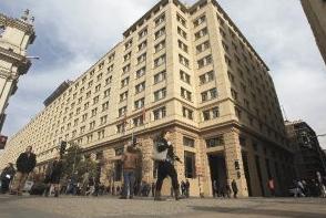 Edificio Moneda Bicentenario