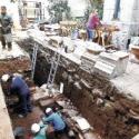restos incas bajo catedral metropolitana santiago chile