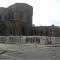 Basílica del Salvador, junio 2015. Desde calle Agustinas. Foto: Patricio Moya Muñoz