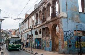 barrio puerto valparaiso