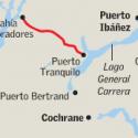 puente ruta exploradores aysen