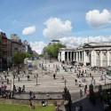 Propuesta ara College Green. Fuente imagen: Ayuntamiento de Dublín