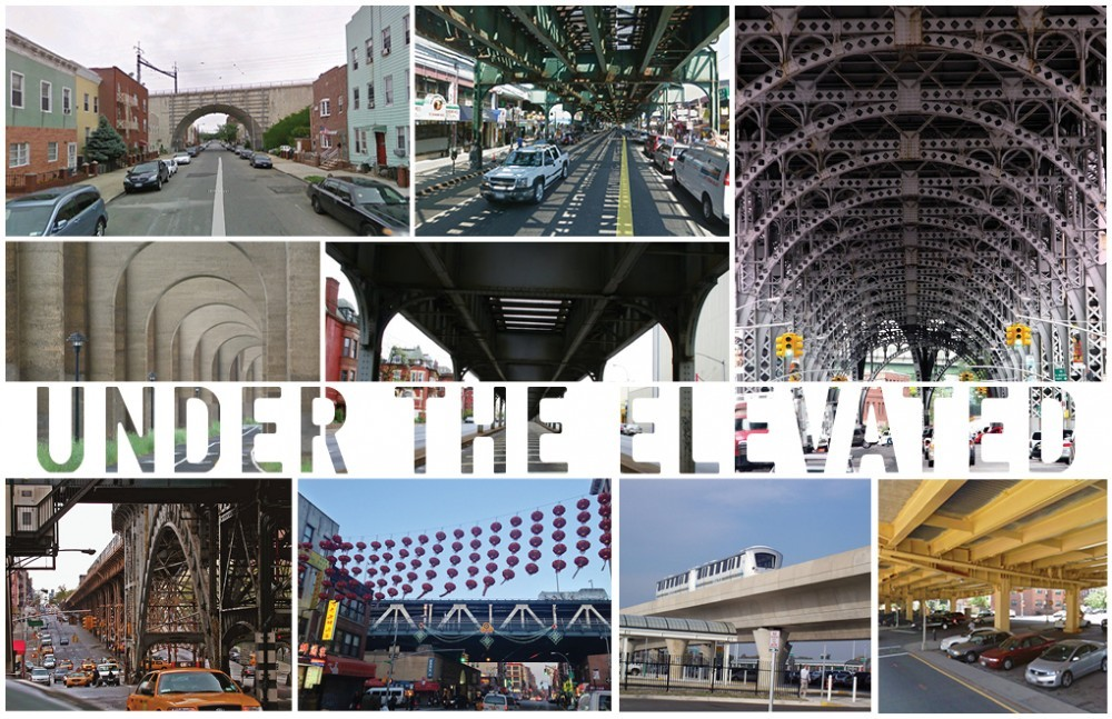 """Under The Elevated"". © Design Trust For Public Spaces"