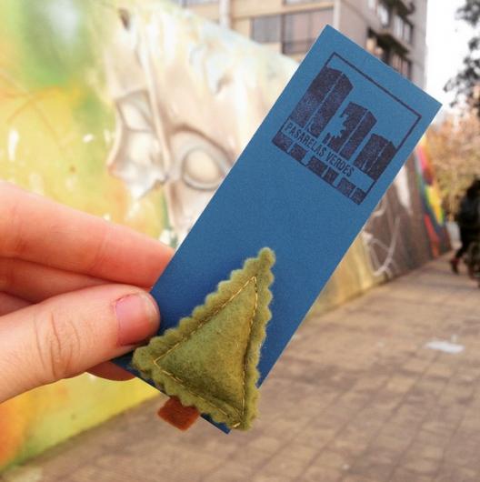 Dia del Patrimonio Cultural en Chile 2015 en las Pasarelas Verdes. Foto por solcitolindo via instagram.