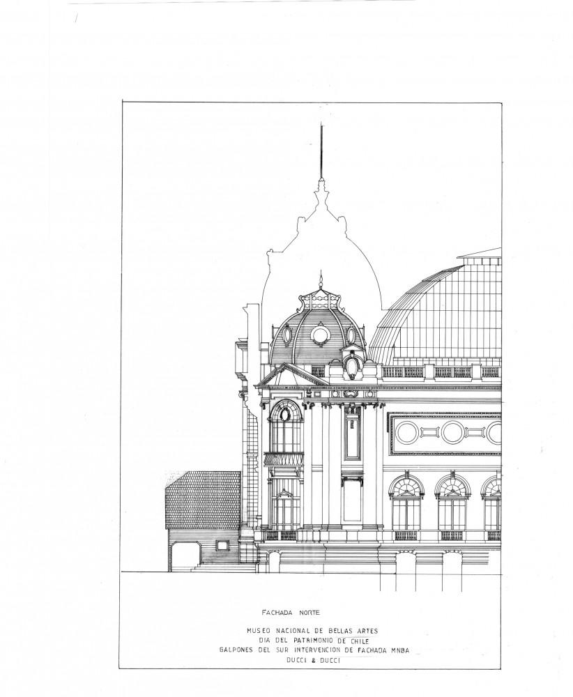 Imagen cortesía de Héctor Ducci y Nicolás Ducci, vía Plataforma Arquitectura.