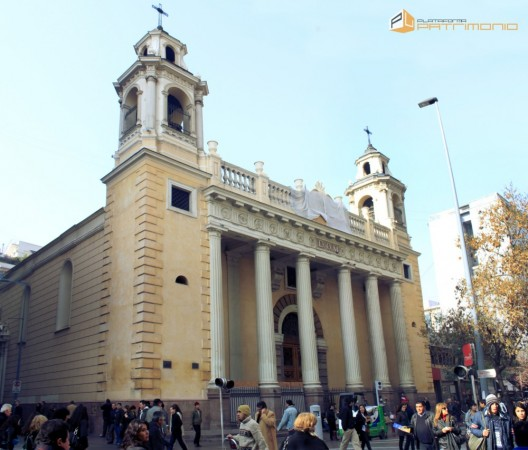 Iglesia de San Agustín. © Plataforma Urbana