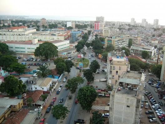 Luanda, Angola. © Lars Rohwer, vía Wikimedia Commons.