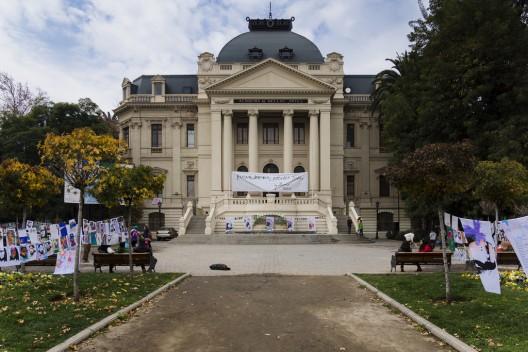 MAC Parque Forestal en el Dia del Patrimonio Cultural. © Museo de Arte Contemporaneo - Santiago de Chile, vía Flickr.