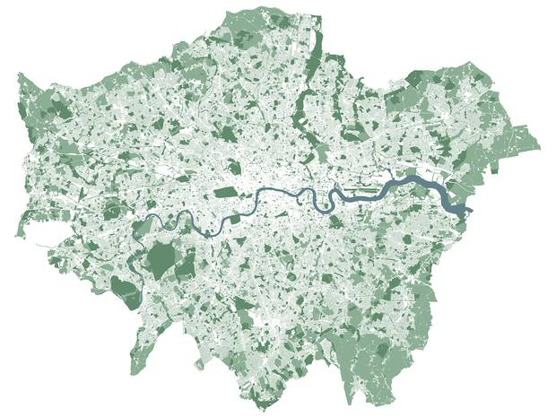 Londres, Reino Unido. © Greater London National Park