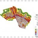 Mapa de Ruido Gran Santiago Zona Norte 2