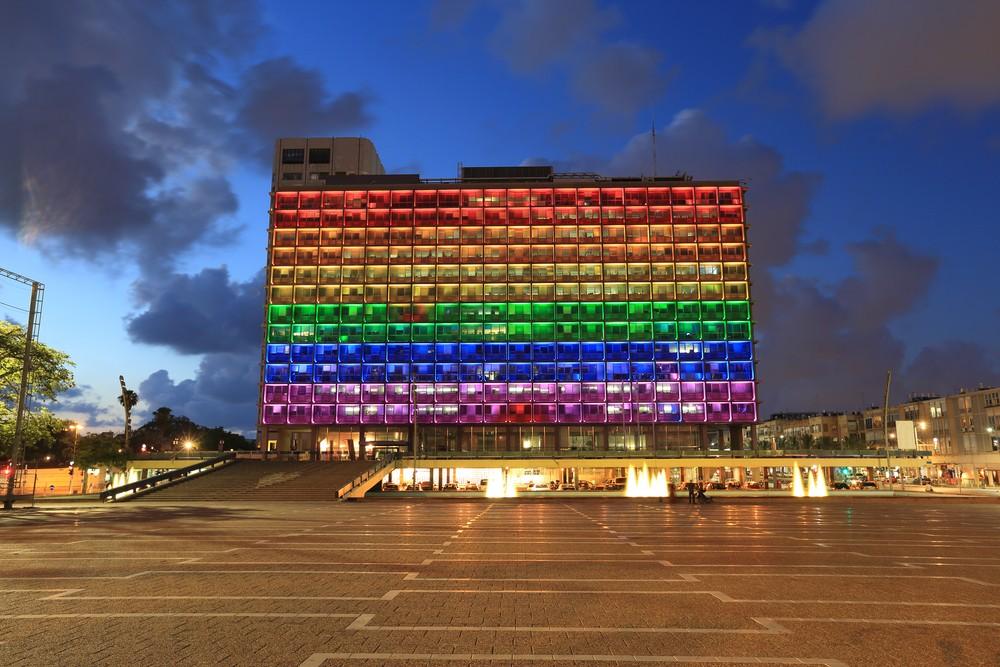 Ayuntamiento de Tel Aviv, Israel. © Mordechai Meiri via Shutterstock.com