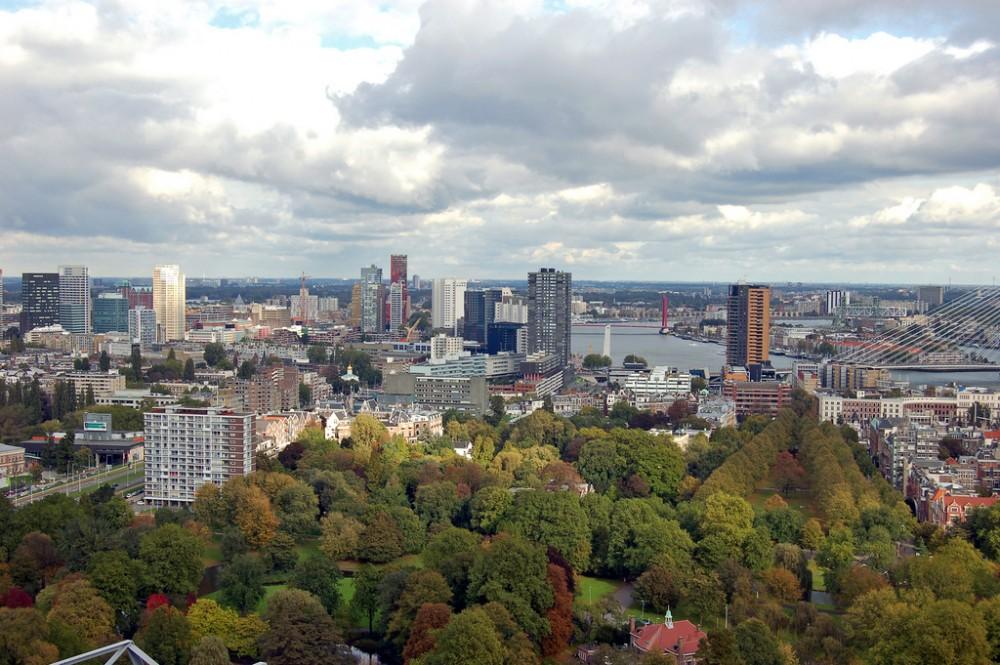 Rotterdam, Países Bajos. © Rene Mensen, vía Flickr.