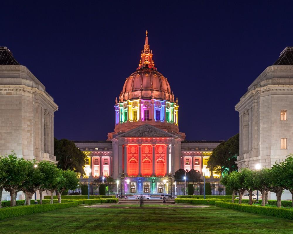 Ayuntamiento de San Francisco, Estados Unidos. © Nickolay Stanev via Shutterstock.com