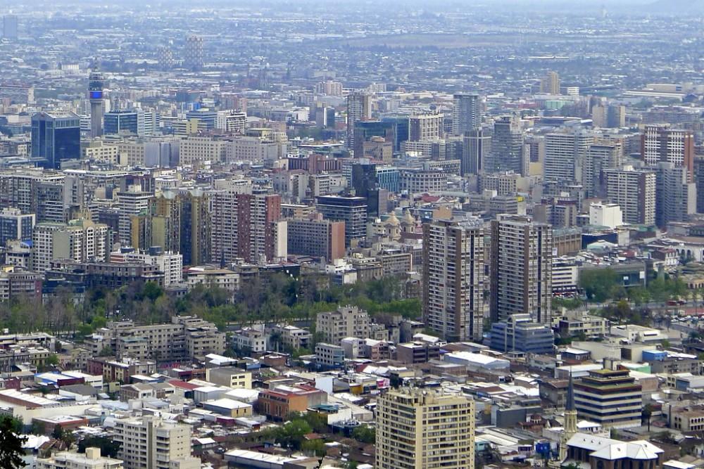 Santiago de Chile. ©alobos Life, vía Flickr.