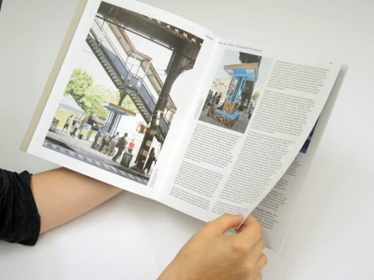 """Under The Elevated"". © Design for Public Spaces, vía Facebook."