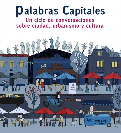 Afiche_Palabras Capitales 2015_Manola Robles