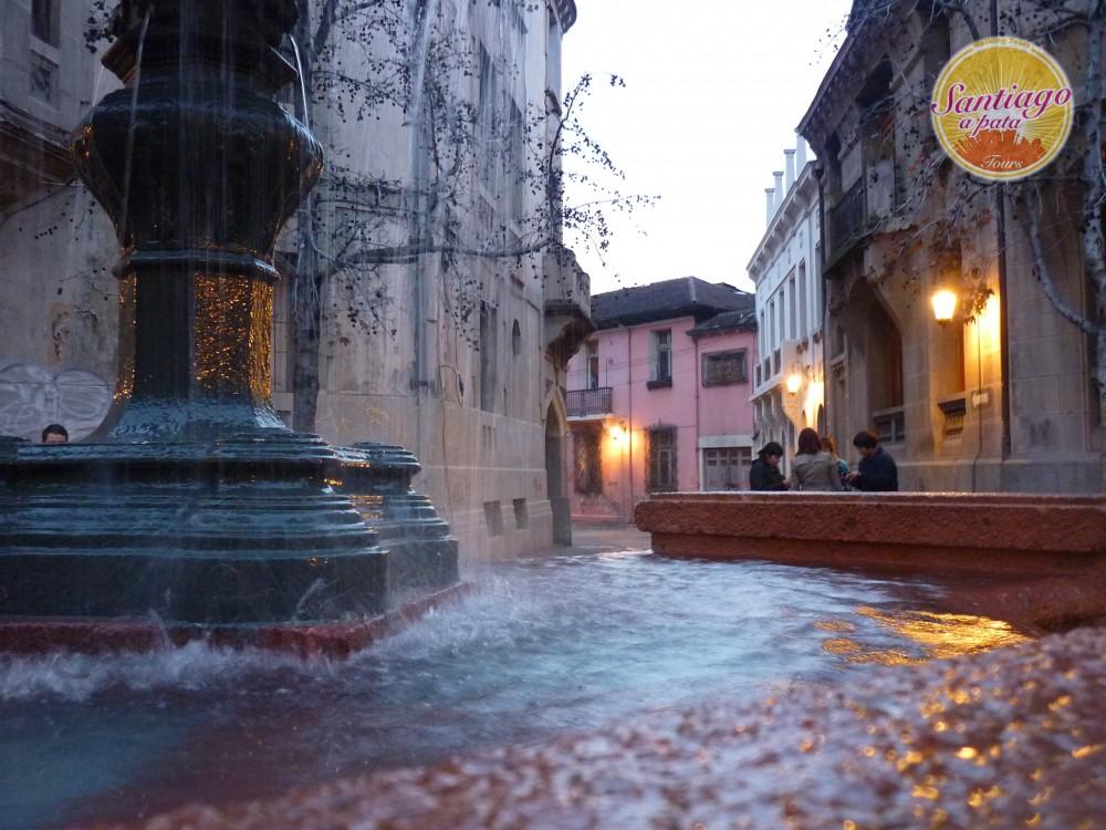 Barrio Concha y Toro Cortesia Santiago a Pata