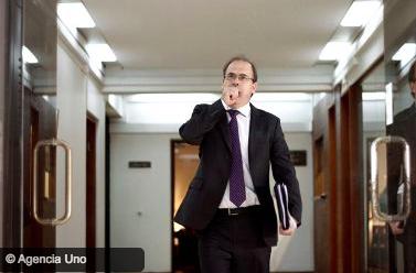 alberto undurraga ministro mop