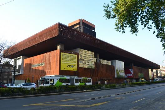 Centro Cultural Gabriela Mistral (GAM) © Ana María León, vía Flickr.