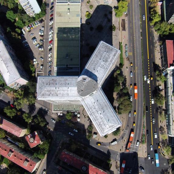 Escalimetros Torres de Carlos Antunez Cortesia Fotos Aereas
