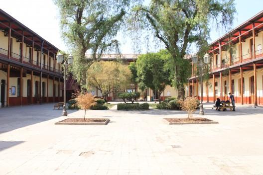 Escuela de Artes y Oficios Cortesia Santiago a Pata