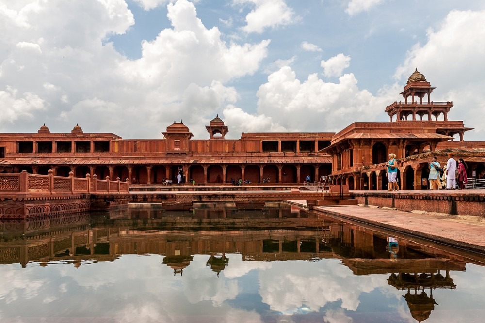 Fatehpur Sikri, India © sandeepachetan.com, via Flickr.