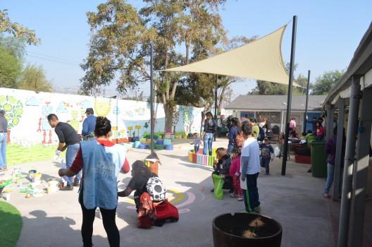 La experiencia de fundaci n mi parque al convertir los for Cronograma jardin infantil 2015