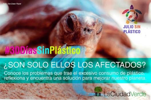 Resultado de imagen para julio mes sin plásticos