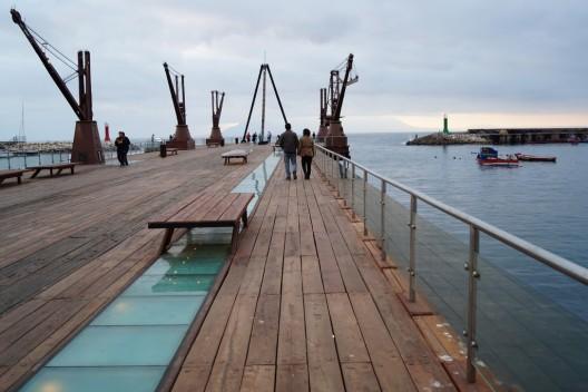 Muelle de Antofagasta. © ArmanMesh, vía Flickr.