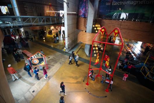 Museo Interactivo Mirador (MIM) © Armando Torrealba para Plataforma Urbana.