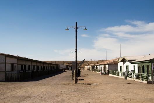 Oficina Salitrera Santiago Humberstone Región de Tarapacá © Armando Torrealba para Plataforma Urbana.