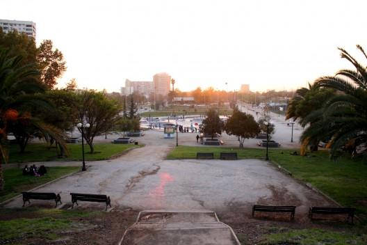 Parque de Los Reyes © Teresita Pérez para Plataforma Urbana