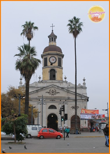Recoleta Franciscana Cortesia Santiago a Pata