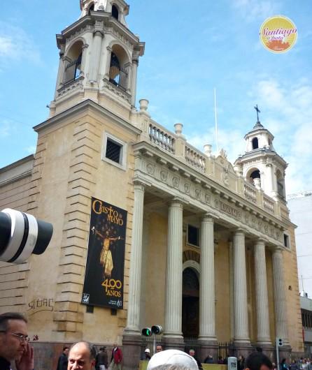 Templo San Agustín Cortesia Santiago a Pata