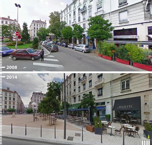 Avenue General Brosset Lyon Francia 2