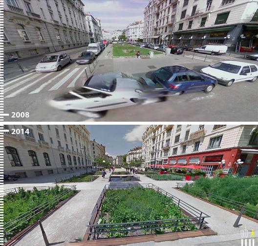 Avenue General Brosset Lyon Francia
