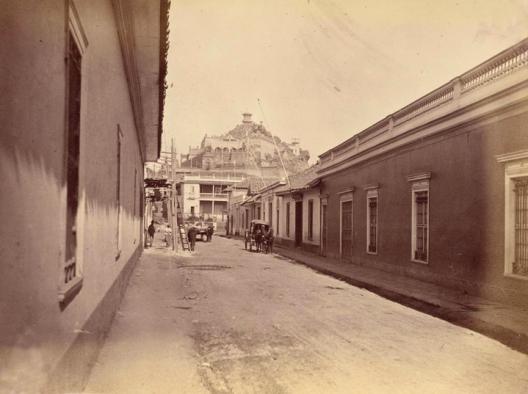 Calle José Miguel de la Barra. Fuente: En Terreno.