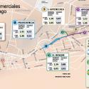 precios calles comerciales santiago