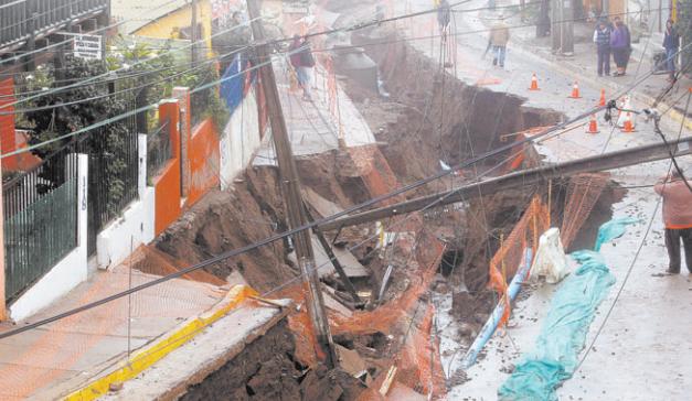 socavon en horcon region de valparaiso