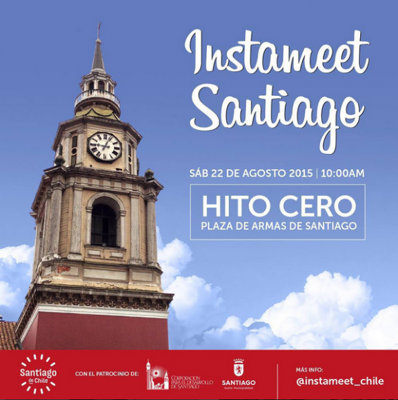 Instameet Santiago