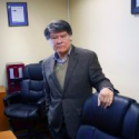 German Correa Presidente de la comision promovilidad.