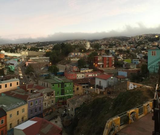 """Opinión: Valparaíso patrimonial y la """"clase creativa"""""""