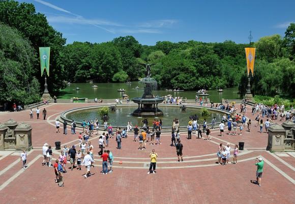 Central Park, Nueva York. © diana_robinson, vía Flickr.